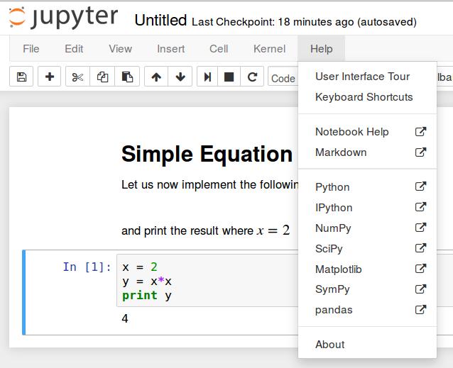 Поиск обзора Jupyter Notebook