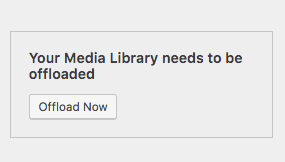 WP Offload Upload Tool