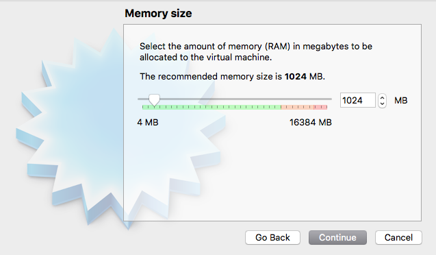 Allocate Memory Window