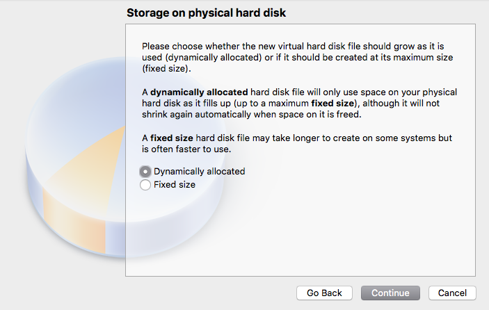Hard Disk Options