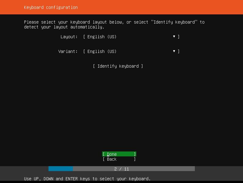 Ubuntu Keyboard Config