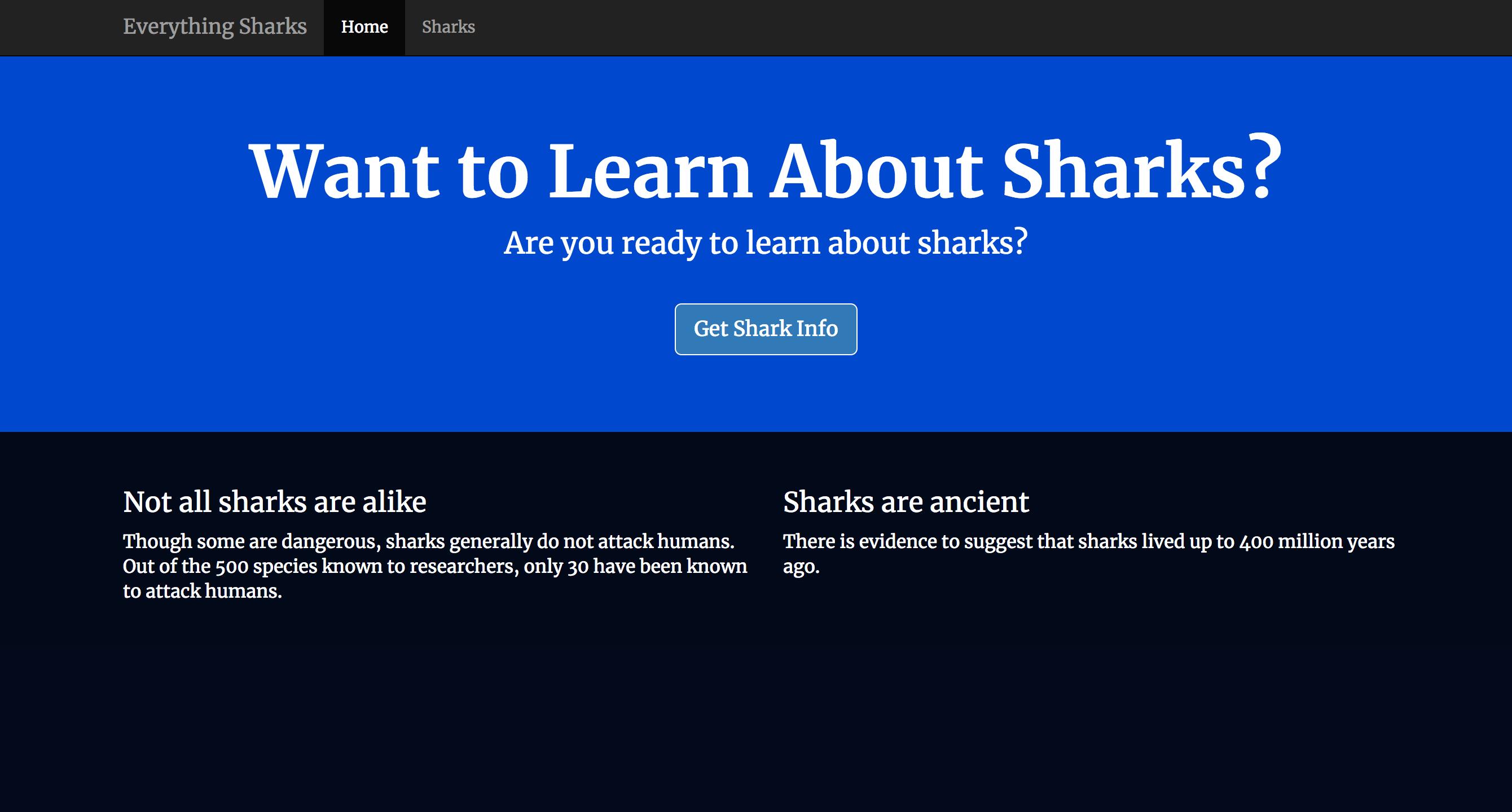 Página inicial do aplicativo