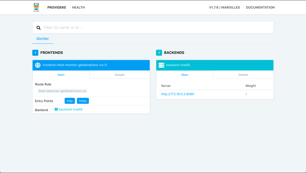 How To Use Traefik as a Reverse Proxy for Docker Containers
