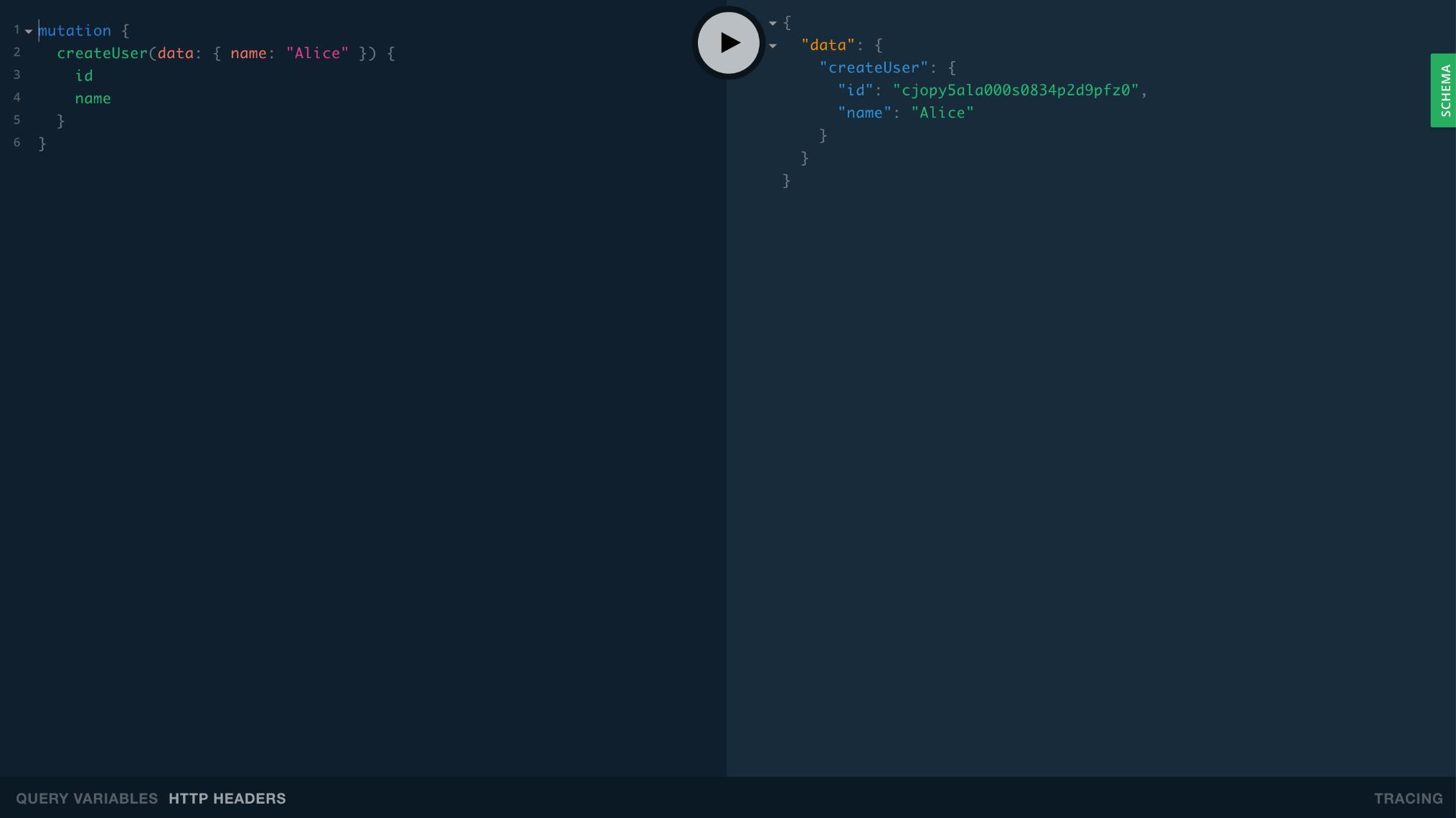 GraphQL API exploring _Your Project_