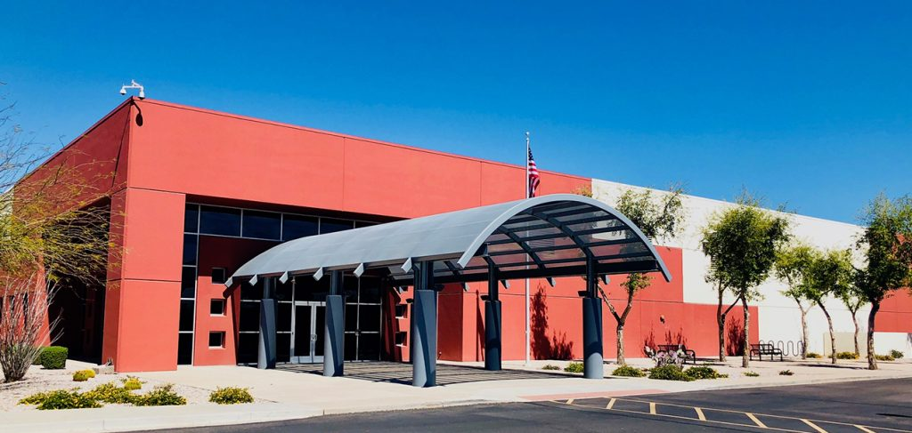 INAP arizona flagship data center