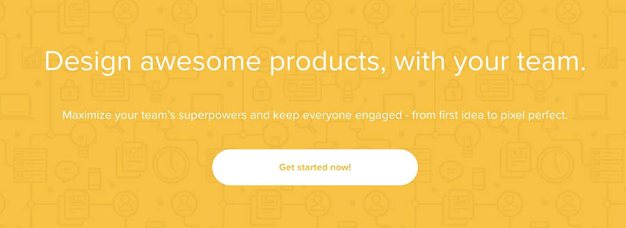The Prott wireframing prototyping platform.