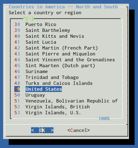FreeBSD country