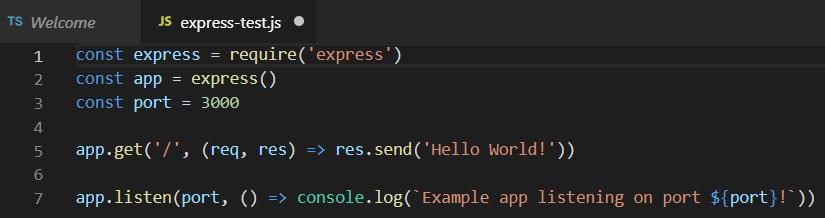 code-server GUI - Tabs