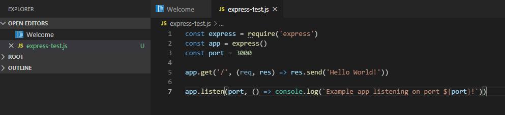 Графический интерфейс код-серверной IDE — вкладки