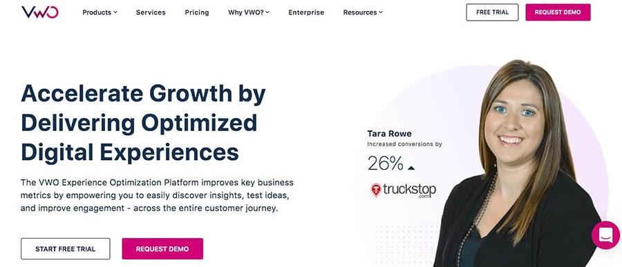 The Virtual Web Optimizer platform.
