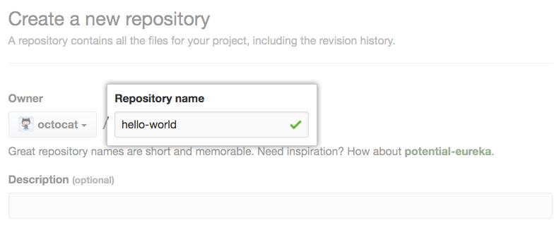 Github-nome-repositório