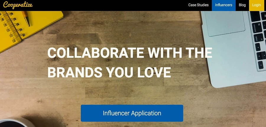 """The Cooperatize micro-influencer platform."""