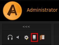 Imagen del tercer ícono de configuración