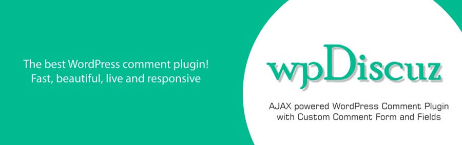 """The wpDiscuz plugin for WordPress."""