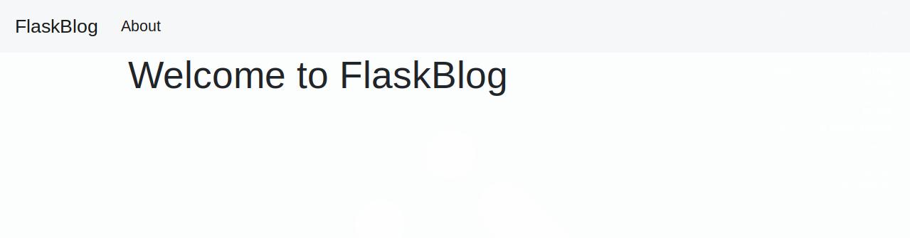 Страница индекса с Bootstrap