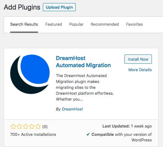 """""""The DreamHost Automated Migration plugin for WordPress."""""""