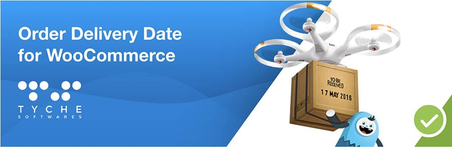 The Order Delivery Date for WooCommerce plugin.