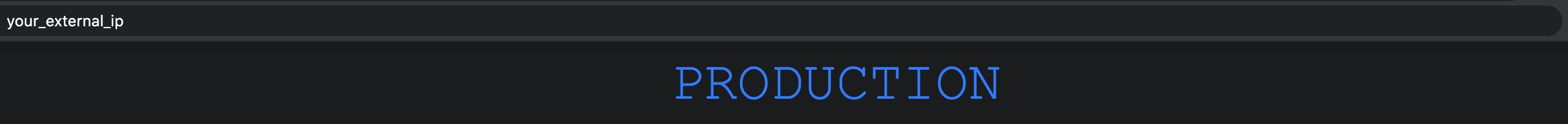sammy-app in production