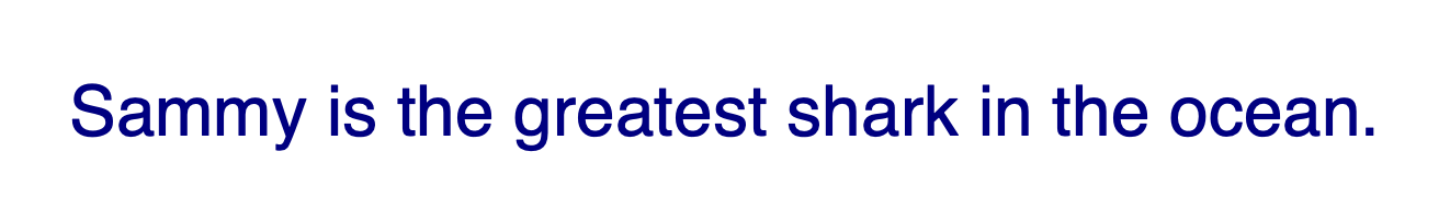 Text rendered in navy blue with a custom sans serif font.