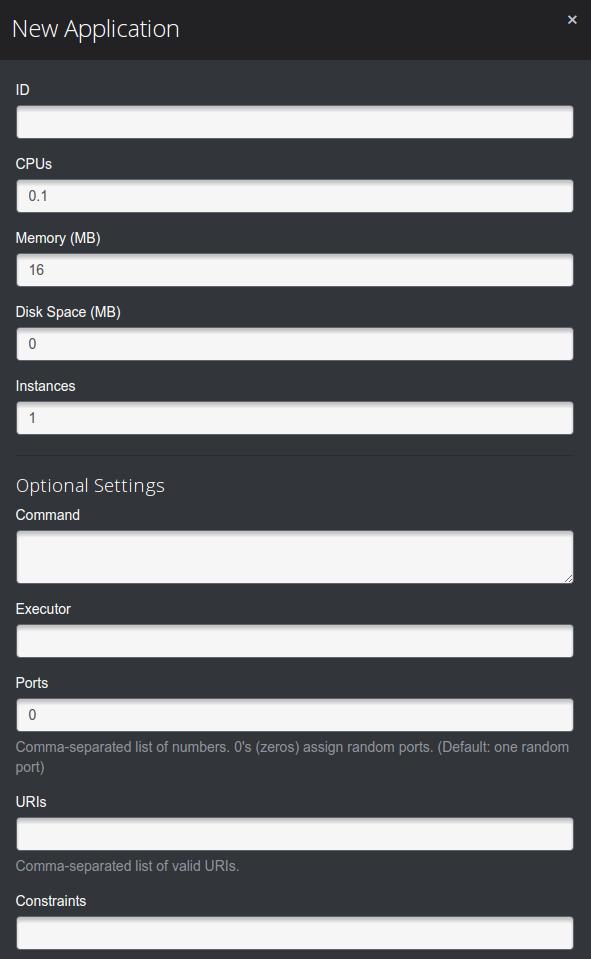 Nouvelle application Marathon